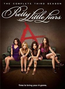Pretty Little Liars - The Complete Third Season