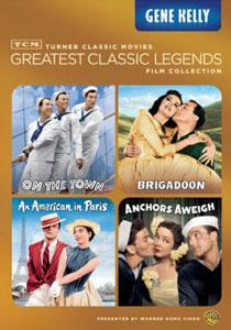 TCM Greatest Classic Legends: Gene Kelly