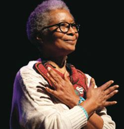 a scene from Alice Walker - Beauty In Truth