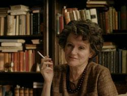 A scene from 'Hannah Arendt'