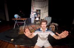 Stuart Wilson in 'Spaceship'
