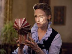 A scene from 'The Conjuring'