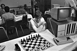 A scene from 'Computer Chess'