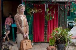 Cate Blanchett in a scene from 'Blue Jasmine'