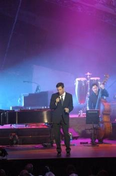 Harry Connick, Jr. at Verizon Hall