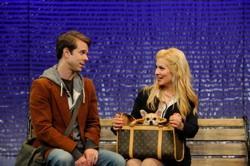 Alyssa Gorgone and Adam Ryan Tackett star as Elle Woods and Emmett Forrest
