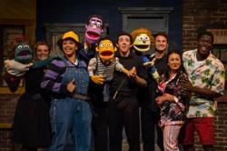 'Avenue Q' rocks Philly