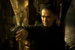 Tony Leung stars in 'The Grandmaster'