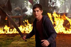 A scene from 'Percy Jackson: Sea of Monsters'