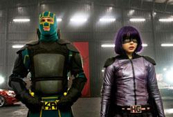 A scene from 'Kick-Ass 2'