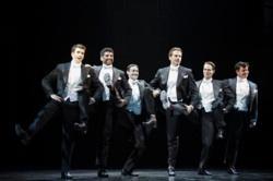 The cast of 'Harmony'