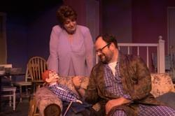 """""""Amateurs,"""" a black comedy about a community theater troupe"""
