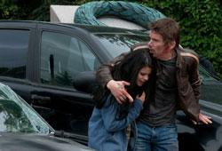 Selena Gomez and Ethan Hawke star in 'Getaway'