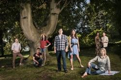 The cast of 'Middletown'