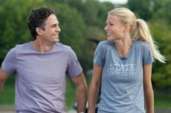 Mark Ruffalo and Gwyneth Paltrow star in 'Thanks for Sharing'