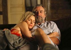 Michelle Pfeiffer and Robert DeNiro star in 'The Family'