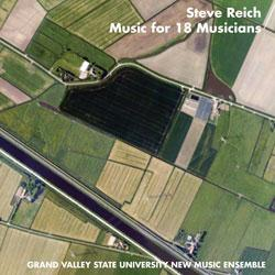 Steve Reich -- Music For 18 Musicians