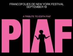 Singers performed 20 songs in honor of Edith Piaf