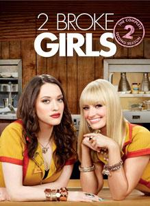 2 Broke Girls - The Complete Second Season