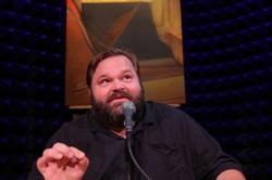 Mike Daisey in 'All the Faces of the Moon'