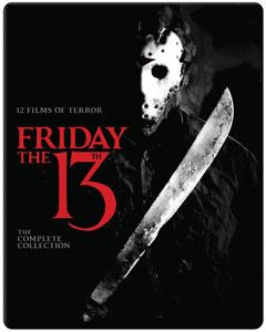 Friday The 13th: The Complete Collection