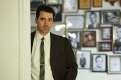 Ron Livingston in a scene from 'Parkland'