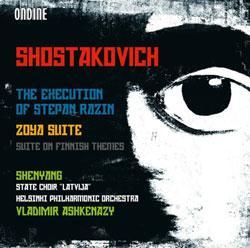 Shostakovich: Execution Of Stepan Razin