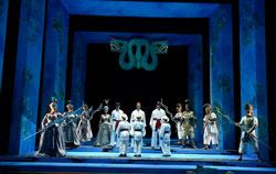 "A scene from ""The Magic Flute"""