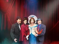 The cast of 'Guys and Dolls'