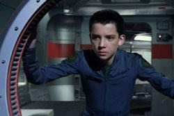 Asa Butterfield stars in 'Ender's Game'