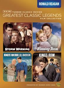 TCM Greatest Classic Legends - Ronald Reagan