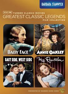 TCM Greatest Classic Legends - Barbara Stanwyck
