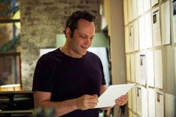 Vince Vaughn delivers... rather a lot.
