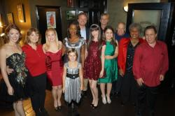 The cast of 'A Kritzerland Christmas III'