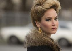 Jennifer Lawrence in a scene from 'American Hustle'