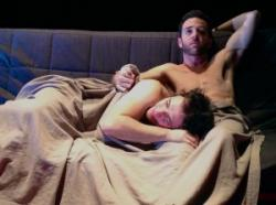 Charles Andrew Callaghan and Nic Grelli in 'Animals Commit Suicide'