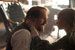 Ralph Fiennes and Felicity Jones star in 'The Invisible Woman'