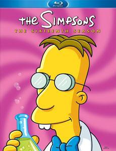 The Simpsons - The Sixteenth Season