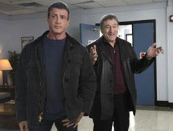 Robert De Niro and Sylvester Stallone star in 'Grudge Match'