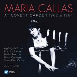 Maria Callas At Covent Garden