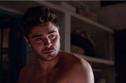 Zac Efron in a scene from 'That Awkward Moment'