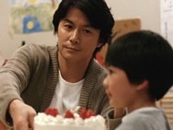 Masaharu Fukuyama in a scene from 'Like Father, Like Son'