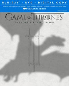 Game Of Thrones - The Complete Third Season