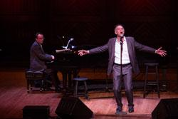 Brian Stokes Mitchell in performance