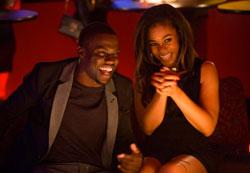 Kevin Hart and Regina Hall star in 'About Last Night'