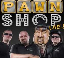'Pawn Shop Live!' rocks the Golden Nugget