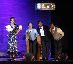 The cast of 'Queenie Pie'