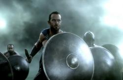 Sullivan Stapleton stars in '300: Rise of an Empire'