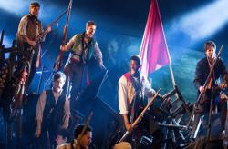 'Les Mis' returns to the Great White Way