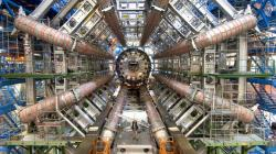 The Large Hadron Collider in a scene from 'Particle Fever'
